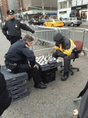Black, Nypd, and Black Man: MAC NYPD Officer beating Unarmed Black Man while another Officer stands idly by.