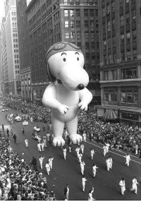 Memes, Thanksgiving Day, and 🤖: Macy's Thanksgiving Day Parade 1979