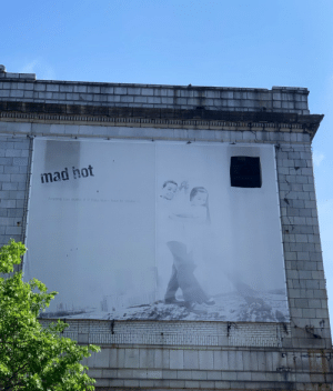 181st street, the shuttered movie theater, the Mad Hot Ballroom poster so faded by the sun that now it's just mad hot https://t.co/f7wpgxFNoU: mad hot  Anyone can make it it they learn how t  ake 181st street, the shuttered movie theater, the Mad Hot Ballroom poster so faded by the sun that now it's just mad hot https://t.co/f7wpgxFNoU