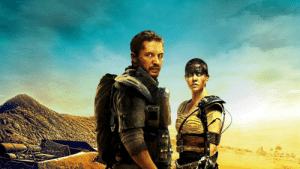 """Mad Max: Fury Road (2015) Max actually exhibits emotions of someone who may be traumatized and maybe slightly melancholy, but he is not """"textbook"""" mad in the film.: Mad Max: Fury Road (2015) Max actually exhibits emotions of someone who may be traumatized and maybe slightly melancholy, but he is not """"textbook"""" mad in the film."""