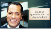 Happy 58th Birthday to Lester Holt!: Made an  appearance on the  sitcom 30 Rock Happy 58th Birthday to Lester Holt!