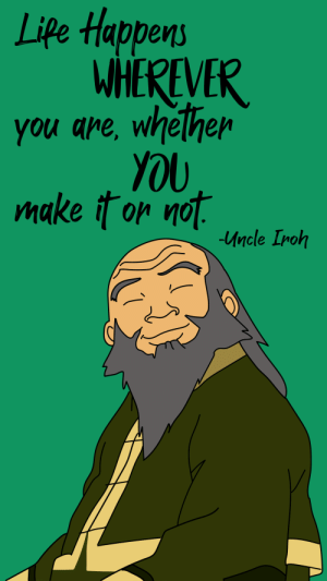 Made this Iroh Screensaver for Iphone 8/7/6. Let me know if you have any other Ideas :): Made this Iroh Screensaver for Iphone 8/7/6. Let me know if you have any other Ideas :)