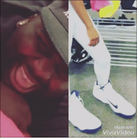 Dank, Too Much, and Videos: Made With  Aviva Video This guy's laugh is too much! 😂😂👟