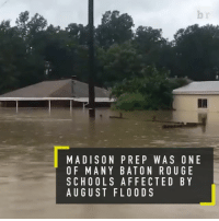 Sports, Affect, and Bass: MADISON PREP WAS ONE  OF MANY BATON ROUGE  SCHOOLS AFFECTED BY  AUGUST FLOODS Affected by August floods that displaced many, @MPABasketball is looking to honor its city at the Bass Pro Tournament of Champions (h-t @fastbreakent)