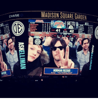 """The Walking Dead, Chase, and Madison Square Garden: MADISON SQUARE GARDEN  CHASE  PLAYER  3 Calderen  Anthom  21Shampert  1 3 1  1 1 3 13  2194  sy 41 21 42  12 10  4SAldric  1 17  nLapea  3PT  60  50  NORMAN REEDUS  Actor- """"The Walking Dead  EES"""
