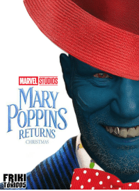 Christmas, Mary, and Poppins: MAESTUDİOS  MARY  RETURNS  CHRISTMAS  FRIKI  TOHICOS <p>Mary Yundu Poppins RETURNS</p>