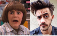 Rob Pinkston - 28 Coconut Head - Ned's Declassified School Survival Guide Degree in film & TV directing, producer: mage source Nick Toons  Image Source pinkypinkston -Instagram Rob Pinkston - 28 Coconut Head - Ned's Declassified School Survival Guide Degree in film & TV directing, producer
