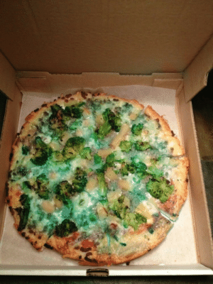 Frozen, Pizza, and Target: magiashley:  aku-no-homu:  constable-frozen: mint chocolate broccoli pineapple pizza