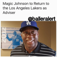 "Los Angeles Lakers, Los-Angeles-Lakers, and Luke Walton: Magic Johnson to Return to  the Los Angeles Lakers as  Adviser  @balleralert MagicJohnson to Return to the Los Angeles Lakers as Adviser - blogged by: @msjennyb ⠀⠀⠀⠀⠀⠀⠀⠀⠀ ⠀⠀⠀⠀⠀⠀⠀⠀⠀ Back in 1979, Earvin ""Magic"" Johnson was selected first overall in the NBA draft by the Los Angeles Lakers. After 13 seasons and five championships with the LA team, Johnson retired in 1991. One year later, he returned to play in the All-Star Game, winning the All-Star MVP Award, then retired once again for four more years. In 1996, Magic returned to the league, once again, to play 32 games with the Lakers before retiring for the third and final time. Now, according to reports, Magic is back with the Lakers, this time as an adviser to the team's owner, Jeanie Buss. ⠀⠀⠀⠀⠀⠀⠀⠀⠀ ⠀⠀⠀⠀⠀⠀⠀⠀⠀ The three time MVP will reportedly support Buss ""in all areas of basketball and business,"" reports state. ⠀⠀⠀⠀⠀⠀⠀⠀⠀ ⠀⠀⠀⠀⠀⠀⠀⠀⠀ ""We are thrilled and honored to add Magic's expertise and abilities, and I look forward to working alongside him,"" Buss said. ⠀⠀⠀⠀⠀⠀⠀⠀⠀ ⠀⠀⠀⠀⠀⠀⠀⠀⠀ In the wake of the Lakers fourth consecutive season during the longest playoff drought in franchise history, Johnson will report directly to Buss to try to be more an influence in the on-court product of the team, reports state. ⠀⠀⠀⠀⠀⠀⠀⠀⠀ ⠀⠀⠀⠀⠀⠀⠀⠀⠀ ""Everyone knowns my love for the Lakers,"" Johnson said. ""Over the years, I have considered other management opportunities, however my devotion to the game and Los Angeles make the Lakers my first and only choice. I will do everything in my power to help return the Lakers to their rightful place among the elite teams of the NBA."" ⠀⠀⠀⠀⠀⠀⠀⠀⠀ ⠀⠀⠀⠀⠀⠀⠀⠀⠀ Under the first-year coach Luke Walton, the Lakers have made a few positive moves since struggling with the worst record in franchise history for three consecutive seasons, but they still hold the NBA's third worst record at 17-34. With the help of the legend, it appears the franchise is ready to bring the Lakers back to the top. ⠀⠀⠀⠀⠀⠀⠀⠀⠀ ⠀⠀⠀⠀⠀⠀⠀⠀⠀ ""Magic Johnson is one of the NBA's greatest players and it is terrific to see him returning to the Lakers,"" NBA Commissioner Adam Silver said. ""He is a truly special person and a natural leader with a relentless passion for basketball and profound knowledge of the game."""