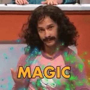 Magic Meme Gif: MAGIC