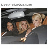 America, Memes, and Twitter: Make America Great Again 2006 WAS A MAGICAL TRAINWRECKED YEAR POUR OUT SOME ED HARDY SANGRIA TO REMEMBER IT (Twitter: @partylikeits07)