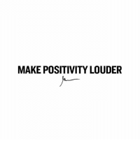If you feel good ... you have a responsibility to become much louder and share it, so many spew hate and angst and anger on social daily, why can't we go the other way? Who's in? If u are pls use hashtag positivity in your pledge 💪🏽❤️🔥: MAKE POSITIVITY LOUDER If you feel good ... you have a responsibility to become much louder and share it, so many spew hate and angst and anger on social daily, why can't we go the other way? Who's in? If u are pls use hashtag positivity in your pledge 💪🏽❤️🔥