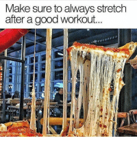 Gym, Good, and Link: Make sure to always stretch  after a good workout.. Always. . @DOYOUEVEN 👈🏼 10% OFF STOREWIDE (use code DYE10 ✔️ tap the link in our BIO 🎉