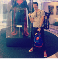 Make sure to spread good vibes today. grantgustin grantgust theflash cwtheflash barryallen dccomics comics comicbooks entertainment tv tvseries tvshow thecw cw weloveyougrant: Make sure to spread good vibes today. grantgustin grantgust theflash cwtheflash barryallen dccomics comics comicbooks entertainment tv tvseries tvshow thecw cw weloveyougrant