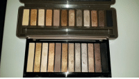 Makeup revolution has a dupe for basically every naked palette and it's only $4: Makeup revolution has a dupe for basically every naked palette and it's only $4