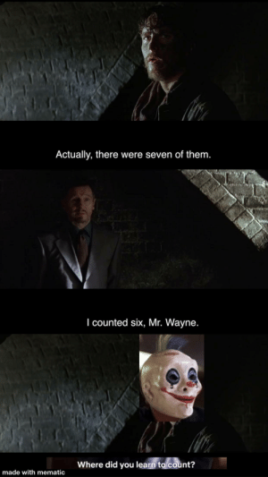 Making a Meme From Every Line in Batman Begins (Post 25): Making a Meme From Every Line in Batman Begins (Post 25)