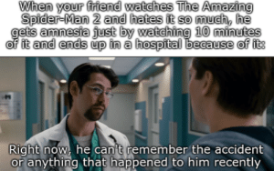 Making A Meme Of Every Line From Spider-Man 3: Day 181: Making A Meme Of Every Line From Spider-Man 3: Day 181