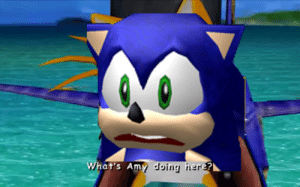 Making a meme out of one line from Sonic Adventure 2 each day until the other guy stops: Day Seventy-Two: Making a meme out of one line from Sonic Adventure 2 each day until the other guy stops: Day Seventy-Two