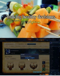 Memes, 🤖, and Cpt: making healthy decisions  LEGENDS  Cpt Rastapopulos  Level 30  Stats ovorview Yeah best choice