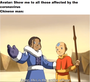 Making memes of every line in ATLA until the live-action series is on Netflix No.109: Making memes of every line in ATLA until the live-action series is on Netflix No.109