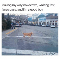 This might be one of my favorite posts ever from @betasalmon @betasalmon @betasalmon I dare you not to sing it 🎶🎶: Making my way downtown, walking fast,  faces pass, and I'm a good boy  mon This might be one of my favorite posts ever from @betasalmon @betasalmon @betasalmon I dare you not to sing it 🎶🎶