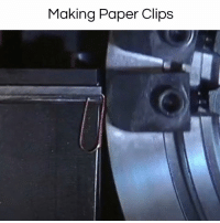 Memes, Tool, and 🤖: Making Paper Clips Such impressive machinery for such a small tool! #diplymix