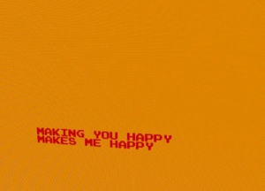 Happy, You, and Making: MAKING YOU HAPpy  MAKES ME HAPPY