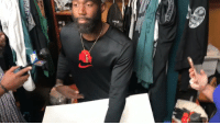 Football, Nfl, and Sports: Malcolm Jenkins.  American Hero. https://t.co/VBIg7hOprD