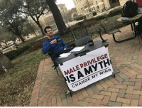 """Http, Change, and Mind: MALE PRIVILEGE  CHANGE MY MIND <p>New Format, Buy or Sell? via /r/MemeEconomy <a href=""""http://ift.tt/2CuEWcg"""">http://ift.tt/2CuEWcg</a></p>"""
