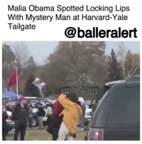Malia Obama Spotted Locking Lips With Mystery Man at Harvard-Yale Tailgate – blogged by @MsJennyb ⠀⠀⠀⠀⠀⠀⠀ ⠀⠀⠀⠀⠀⠀⠀ MaliaObama seems to be living her best life as a college student at Harvard. Over the weekend, the former president's daughter was spotted making out with a mystery man at the annual Harvard-Yale game. ⠀⠀⠀⠀⠀⠀⠀ ⠀⠀⠀⠀⠀⠀⠀ According to reports, this year's festivities took place at Yale. So, all of the Harvard students migrated to the Yale campus to tailgate prior to the game. During the tailgate, Obama was seen locking lips with a taller fellow Harvard student. She is also seen smoking a cigarette, which is one of her father's pastimes. ⠀⠀⠀⠀⠀⠀⠀ ⠀⠀⠀⠀⠀⠀⠀ However, the school took an L to Yale on Saturday, 24-3. ourbabyisgrown: Malia Obama Spotted Locking Lips  With Mystery Man at Harvard-Yale  Tailgate @balleralert Malia Obama Spotted Locking Lips With Mystery Man at Harvard-Yale Tailgate – blogged by @MsJennyb ⠀⠀⠀⠀⠀⠀⠀ ⠀⠀⠀⠀⠀⠀⠀ MaliaObama seems to be living her best life as a college student at Harvard. Over the weekend, the former president's daughter was spotted making out with a mystery man at the annual Harvard-Yale game. ⠀⠀⠀⠀⠀⠀⠀ ⠀⠀⠀⠀⠀⠀⠀ According to reports, this year's festivities took place at Yale. So, all of the Harvard students migrated to the Yale campus to tailgate prior to the game. During the tailgate, Obama was seen locking lips with a taller fellow Harvard student. She is also seen smoking a cigarette, which is one of her father's pastimes. ⠀⠀⠀⠀⠀⠀⠀ ⠀⠀⠀⠀⠀⠀⠀ However, the school took an L to Yale on Saturday, 24-3. ourbabyisgrown