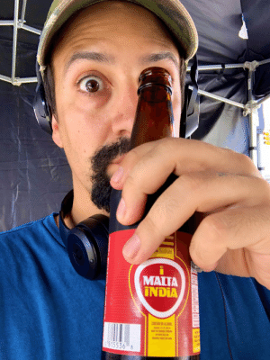 On set drink #InTheHeightsMovie https://t.co/LVTK1rVNN7: MALTA  INDIA  CONTAIN NO AC  815536 8 On set drink #InTheHeightsMovie https://t.co/LVTK1rVNN7