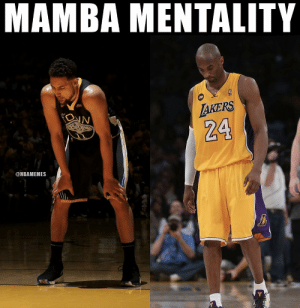 Klay came back on to the court to take those two free throws despite injury his leg. 🙏 https://t.co/SKDDVsGXuS: MAMBA MENTALITY  AKERS  IN  The  24  @NBAMEMES Klay came back on to the court to take those two free throws despite injury his leg. 🙏 https://t.co/SKDDVsGXuS
