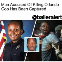 "Man Accused Of Killing Orlando Cop Has Been Captured - blogged by: @eleven8 - ⠀⠀⠀⠀⠀⠀⠀⠀⠀ ⠀⠀⠀⠀⠀⠀⠀⠀⠀ MarkeithLoyd, the man accused of killing his pregnant ex-girlfriend SadeDixon in December, and Orlando police officer DebraClayton on January 9, has been captured. From the looks of things, he didn't go down without a fight. ""They beat me up! They beat me up,"" Loyd said in a video taken during his arrest. ⠀⠀⠀⠀⠀⠀⠀⠀⠀ ⠀⠀⠀⠀⠀⠀⠀⠀⠀ Lt. Debra Clayton was shot and killed outside a Walmart after engaging in a foot chase with Loyd. An investigation into her killing led authorities to an abandoned house in Carver Shores, Florida. Loyd, armed with two hand guns and dressed in body armor, tried to evade arrest by attempting to flee out a back door and then the front. When he was caught, police say they had to use force as he would not stop resisting. As a result, Loyd sustained bruising and injuries to his face. ⠀⠀⠀⠀⠀⠀⠀⠀⠀ ⠀⠀⠀⠀⠀⠀⠀⠀⠀ Three others have been arrested for allegedly helping Loyd evade capture. One of which being Loyd's niece, another being an ex-girlfriend. More arrests are expected.: Man Accused Of Killing Orlando  Cop Has Been Captured  @balleralert Man Accused Of Killing Orlando Cop Has Been Captured - blogged by: @eleven8 - ⠀⠀⠀⠀⠀⠀⠀⠀⠀ ⠀⠀⠀⠀⠀⠀⠀⠀⠀ MarkeithLoyd, the man accused of killing his pregnant ex-girlfriend SadeDixon in December, and Orlando police officer DebraClayton on January 9, has been captured. From the looks of things, he didn't go down without a fight. ""They beat me up! They beat me up,"" Loyd said in a video taken during his arrest. ⠀⠀⠀⠀⠀⠀⠀⠀⠀ ⠀⠀⠀⠀⠀⠀⠀⠀⠀ Lt. Debra Clayton was shot and killed outside a Walmart after engaging in a foot chase with Loyd. An investigation into her killing led authorities to an abandoned house in Carver Shores, Florida. Loyd, armed with two hand guns and dressed in body armor, tried to evade arrest by attempting to flee out a back door and then the front. When he was caught, police say they had to use force as he would not stop resisting. As a result, Loyd sustained bruising and injuries to his face. ⠀⠀⠀⠀⠀⠀⠀⠀⠀ ⠀⠀⠀⠀⠀⠀⠀⠀⠀ Three others have been arrested for allegedly helping Loyd evade capture. One of which being Loyd's niece, another being an ex-girlfriend. More arrests are expected."