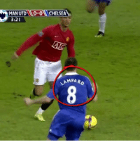 When Lampard stopped the ref from giving Ronaldo his second yellow FairPlay 👏: MAN UTD 0-0NCHELSEA  3:21  AMPARO When Lampard stopped the ref from giving Ronaldo his second yellow FairPlay 👏