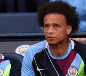 The year is 2054 - Sane is still thinking about his transfer to Bayern Munich. https://t.co/AmjchpG3nq: MANCH The year is 2054 - Sane is still thinking about his transfer to Bayern Munich. https://t.co/AmjchpG3nq