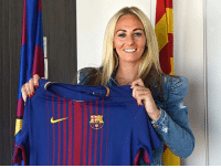 Barcelona, Memes, and Manchester: Manchester City's Toni Duggan has signed for Barcelona.