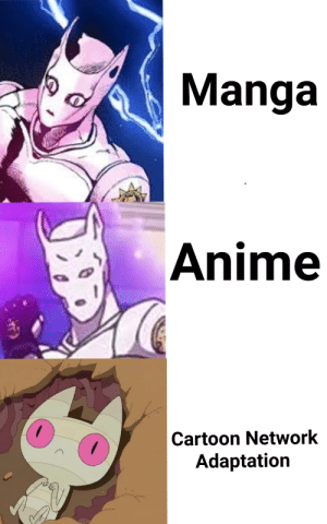 Anime, Cartoon Network, and Queen: Manga  Anime  Cartoon Network  Adaptation QUALITY QUEEN
