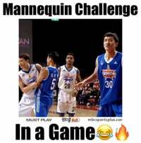 Memes, Mannequin, and A Game: Mannequin Challenge  NIOR  SUNIO  30  MUST PLAY  8ANAAO mbcsportsplus.con  In a Game They really did the Mannequin Challenge in a Game... 😂🔥 - Follow me @boldmixes for more! - Via: @ProsB4Pros