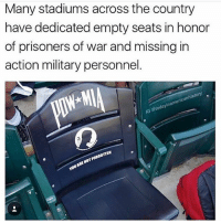 This is awesome! 🇺🇸🙌 ---------- 🇺🇸Follow our pages! 🇺🇸 @drunkamerica @ragingpatriots 👻Snapchat ===> DrunkAmerica👻 ---------- conservative republican maga presidentrump makeamericagreatagain nobama trumptrain trump2017 saturdaysarefortheboys merica usa military supportourtroops thinblueline backtheblue liberallogic: Many stadiums across the country  have dedicated empty seats in honor  of prisoners of war and missing in  action military personnel  history  rican  IG This is awesome! 🇺🇸🙌 ---------- 🇺🇸Follow our pages! 🇺🇸 @drunkamerica @ragingpatriots 👻Snapchat ===> DrunkAmerica👻 ---------- conservative republican maga presidentrump makeamericagreatagain nobama trumptrain trump2017 saturdaysarefortheboys merica usa military supportourtroops thinblueline backtheblue liberallogic
