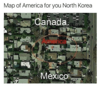 zoom into the location tag pls aim well: Map of America for you North Korea  Canad  America  10a zoom into the location tag pls aim well