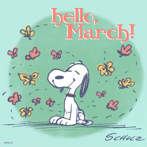 Memes, 🤖, and March: Marc  2  OPNTS Welcome, March!