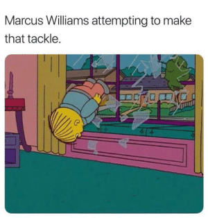 Dank, Memes, and Target: Marcus Williams attempting to make  that tackle. Did I get em' by aktionjaxon FOLLOW 4 MORE MEMES.