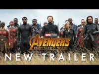 """Tumblr, Avengers, and Blog: MARE STUDIOS  AVENGERS  NEW TRAILER <p><a href=""""http://marvelentertainment.tumblr.com/post/171929733422/watch-the-new-marvel-studios-avengers-infinity"""" class=""""tumblr_blog"""">marvelentertainment</a>:</p><blockquote><p>Watch the new Marvel Studios' """"Avengers: Infinity War"""" trailer. Get your tickets now: <a href=""""http://www.fandango.com/infinitywar"""">www.fandango.com/infinitywar</a></p></blockquote> <p>With 39 days left until the release of <i><b><a href=""""https://www.tumblr.com/search/infinity+war"""">Avengers: Infinity War</a></b></i>, we've been gifted with this trailer. tl;dr Peter Parker is adorable, all three Chrises grace the screen, <i>and</i> we get a glimpse at Shuri's latest invention. Will Marvel set a record for most appearances on our lists next week?</p>"""