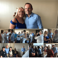 Margie and I enjoyed spending last Sunday afternoon with Karen McNamara and the Dobell Liberals' to thank them for their support.: Margie and I enjoyed spending last Sunday afternoon with Karen McNamara and the Dobell Liberals' to thank them for their support.