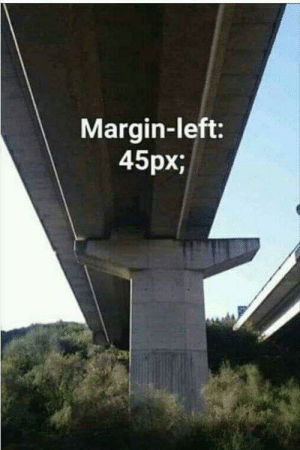 Margin-left: Margin-left