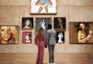 Tumblr, Blog, and Http: MARIAH  MARIAH c-bassmeow:  A legend and her husband admiring another legend