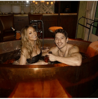 Memes, Valentine's Day, and 🤖: MariahCarey spent Valentine's Day with her private dancer