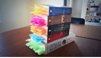 Game of Thrones, Martin, and The Game: MARIN  THRONES  GEOKGNR.SR  MARINO  MARTINCROWS  GEORGER.R ADANE <blockquote> <p><span>George R.R. Martin is ruthless - every death in the Game of Thrones series is tabbed</span></p> </blockquote>