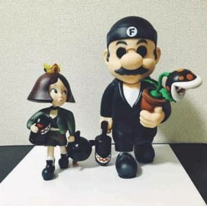 Mario, Professional, and The Professional: Mario: The Professional