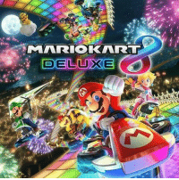 What do you think of Mario Kart 8 Deluxe? I'm personally a bit disappointed... was looking forward to MK9.: MARIOKART  DELUXE What do you think of Mario Kart 8 Deluxe? I'm personally a bit disappointed... was looking forward to MK9.